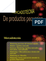 Mercadeo de Productos Pecuarios