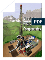 Componentes Del Taladro