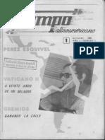 Revista Tiempo Latinoamericano n° 1
