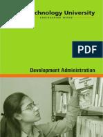 Development_Administration