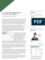 FGC estuda limitar garantia por investidor a R$ 1 milhão _ Valor Econômico