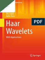 (Mathematical Engineering) Ülo Lepik, Helle Hein (Auth.)-Haar Wavelets_ With Applications-Springer International Publishing (2014)