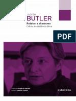 BUTLER, Judith. Relatar a si mesmo - crítica da violência ética..pdf