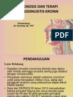140299020 Diagnosis Dan Terapi Rhinosinusitis