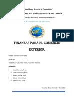 Finanzas Para El Comercio Exterior T15