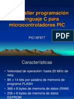 PIC16F877 Con MikroC
