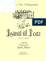 Said Nursi- İşaratü'L-İ'Caz- Envar Neşr.1996