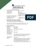 Haynes Silicone Oil 2014