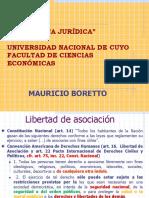 Boretto - Persona Jurídica - Ciencias Económicas - 2016