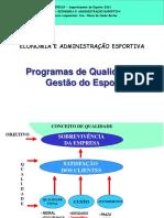 2014 13 Programas de Qualidade