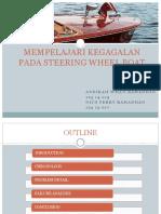 Mempelajari Kegagalan Pada Steering Wheel Boat