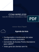 CCNA Wireless - Aula 5