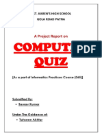 I P project , hotel report , class xii | Net Beans | Relational Database