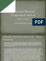 Educação Musical - Fonterrada
