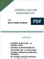 Anemia-Dalam-Kehamilan-Reza.ppt