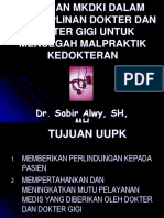 Bhn Presentasi Dr Sabir Alwy