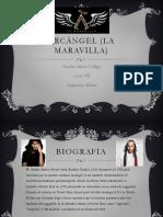 Arcángel (La Maravilla)