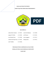 Makalah Fraktur Femur PDF