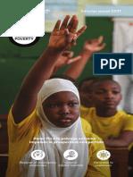 Informe anual pobreza