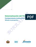 Sistematizacion Del Proceso FI