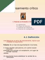 Falacias (1)
