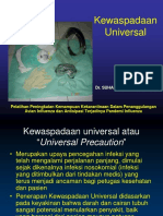 Kewaspadaan Universal Presentasi