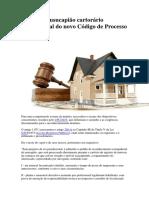 Conheça o Usucapião Cartorário Extrajudicial Do Novo Código de Processo Civil