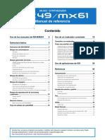 Manual Del Mx 61