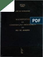 Manifesto Da Confederação Abolicionista Do Rio de Janeiro (1883)
