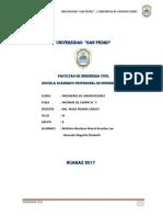 Cimentaciones Informe Numero 5