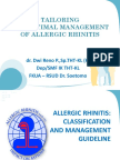Edit Tailoring the Optimal Management of AR2