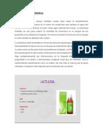 Composicion de Los Productos