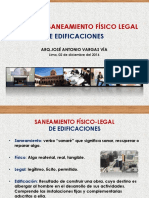 ABC Saneamiento Fisico Legal