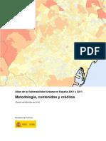 [2015].AtlasVulnerabild.urbana [2001y2011].Metod.indicadores