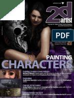 2DArtist Issue 060 Dec10