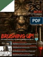 2DArtist Issue 044 Aug09