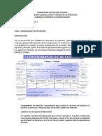 COMPROBANTES DE RETENCION Y DOC. COMPLEMENTARIOS EJMPLOS + ORGANIGRAMA+EVALUACIÓN