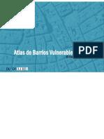 [2015].AtlasBarriosVulnerables 12Ciudades.[1991 2001 2006]