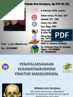 Kegawatdaruratan Trauma Maksilofasial-Edit Akhir2