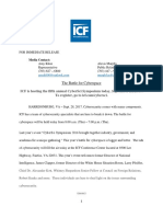 final news release for icf-3