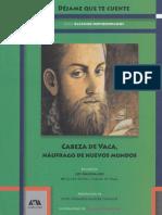 128 GarciaC - Cabeza Vaca Naufrago