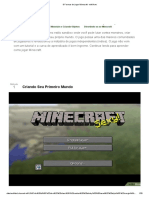 6 Formas de Jogar Minecraft - WikiHow