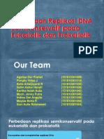 Replikasi Semikonservatif DNA