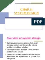 Ch 14 System Design (1)