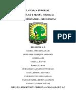 Laporan Tutorial Blok 1.1(Kelompok 26d)