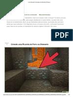 Como Encontrar Diamantes Em Minecraft_ 16 Passos