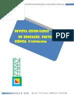 Revista Cefop Fapaz 2017.1