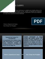 Diapositiva de Derecho Familiar