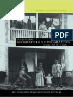 Dos estudios geográficos y etnográficos sobre Asturias