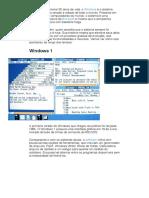 A evolução do Windows em quase 30 anos de história - Windows